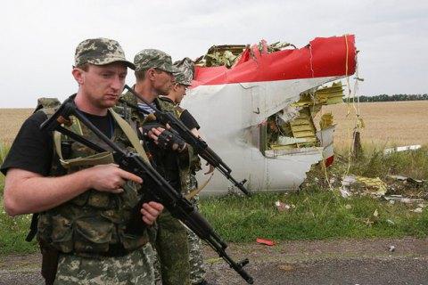 США відмовилися розсекретити супутникові знімки моменту пуску російської ракети по MH17