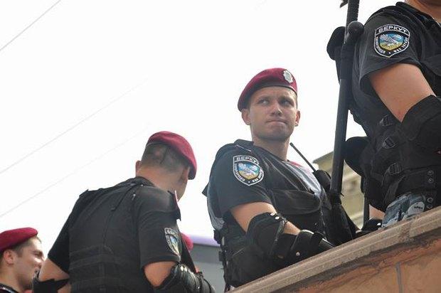 Акція в Донецьку