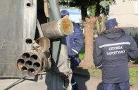 Пиротехники очистили 10-километровую зону вокруг арсенала в Калиновке