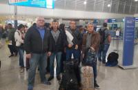 Моряки арестованного в Греции более года назад судна вернулись в Украину