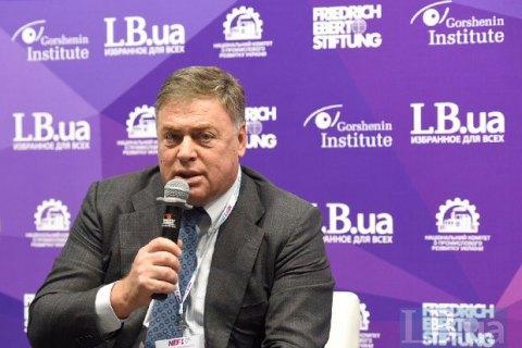 Гиршфельд: свободный рынок сделает из Украины пустыню