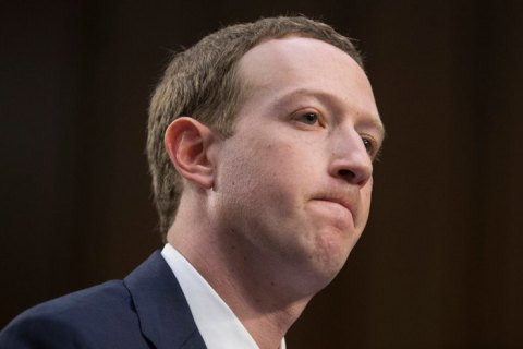 Цукерберг попросив вибачення перед європейцями за недоліки Facebook