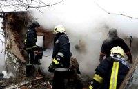 Два человека погибли при взрыве газа в доме в Одесской области