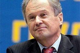 Костенко получил удостоверение кандидата