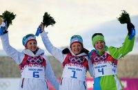 Норвегія виграла дві медалі в лижному жіночому спринті