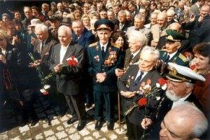 Одесские ветераны готовят протест
