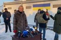Бойовики ОРДЛО передадуть українській стороні дев'ятьох утримуваних громадян, - омбудсман