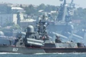 Тимошенко: Флот России покинет Крым после 2017 года