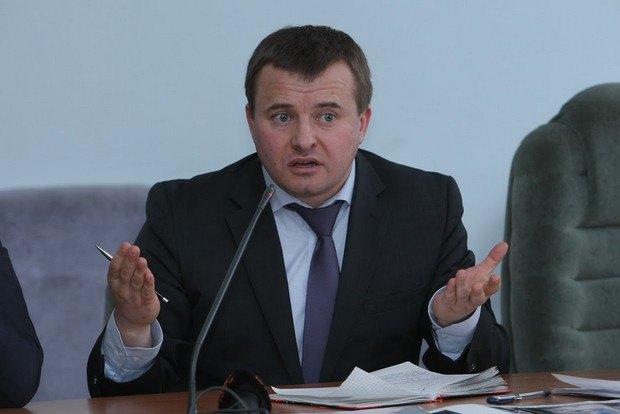 Міністр Володимир Демчишин