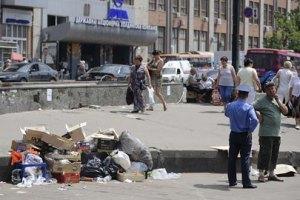 Украинцев могут начать штрафовать за выброс мусора в неположенных местах