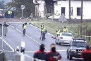 В Испании взорвался заминированный автомобиль