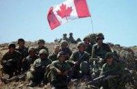 Канада раскрыла детали отправки своих военных в Украину