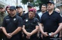 Полиция Киева перешла на усиленный режим из-за Крестного хода