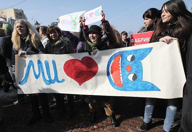 Протест против застройки Пейзажной аллеи сработал, потому что протестующие точно знали, чего хотели
