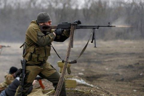 """З початку """"великоднього перемир'я"""" бойовики 230 разів відкривали вогонь на Донбасі"""