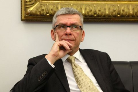 Двери в ЕС и НАТО должны оставаться для Украины открытыми, - маршалок Сената Польши