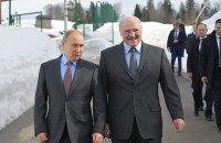 Лукашенко оцінив втрати від забрудненої російської нафти в сотні мільйонів доларів