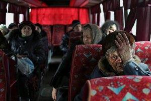 Жителі Дебальцевого встигли отримати лютневі пенсії