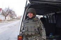 """Група """"сіміків"""" у Луганській області залишилася без машини, потрібна допомога"""