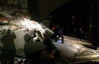 В российском Ярославле из-за взрыва газа обрушился подъезд жилого дома (Обновлено)
