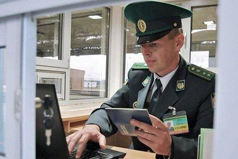 З початку року в Україну в'їхало 27 млн іноземців, - Держприкордонслужба
