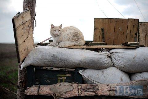 Боевики пять раз открывали огонь на Донбассе в пятницу