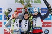 Українці Підручний і Прима провалили мас-старт на етапі Кубка світу, обігнавши лише одного біатлоніста