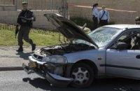 У Єрусалимі машина протаранила натовп пішоходів: 5 постраждалих