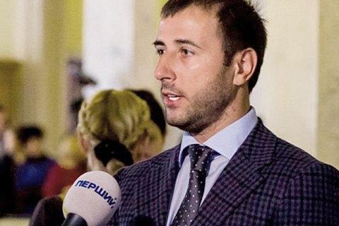 Нардеп Рыбалка заявил об обыске в его компании (обновлено)