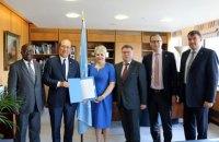 Международная морская организация проведет аудит в Украине