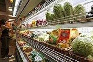 За підсумками семи місяців 2012 року в Україні зафіксовано дефляцію