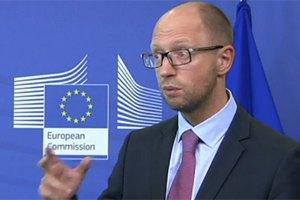 Фюле постарается включить вопрос торговой войны Украины и РФ в повестку саммита G20, - Яценюк