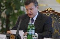 Янукович выступает за рассекречивание архивов по Голодомору