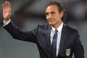 Чезаре Пранделлі хоче продовжити шлях, обраний на Євро-2012