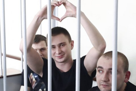 """Українських моряків відправлять """"сидіти"""" на батьківщину, - РосЗМІ"""