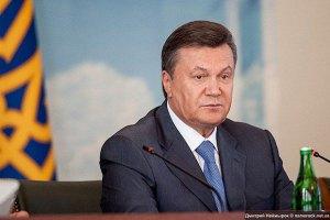 Янукович считает, что Евромайдан ему послал Бог