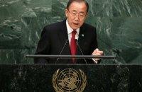 Генсек ООН обвинил Россию в провале переговоров по Сирии