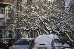 В субботу в Киеве похолодает до -4