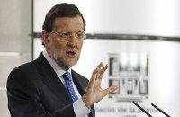 Іспанський прем'єр назвав неможливою незалежність Каталонії