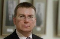 Росія повинна нести повну відповідальність за агресію в Україні, - глава МЗС Латвії