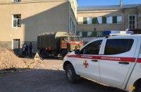 На території школи у Тернополі знайшли майже 150 боєприпасів з Другої світової