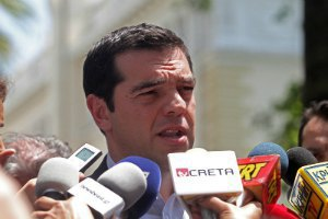 Ципрас пригрозив блокувати роботу ЄС через наплив мігрантів до Греції