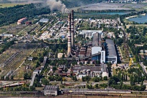 На Трипольской ТЭС под Киевом произошел взрыв
