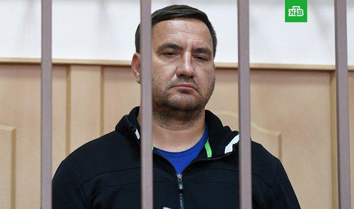 Экс-мэр Ялты Андрей Ростенко в зале суда