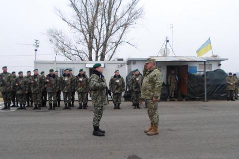 В зоне АТО открыли трассу Донецк - Курахово
