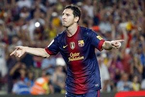 Лига чемпионов: Месси вернулся