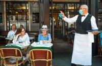 У Франції через коронавірус закриють ресторани і бари у великих містах