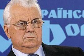Кравчука зарегистрировали доверенным лицом Тимошенко