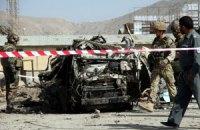 В дипломатическом районе Кабула прогремел взрыв: 8 жертв