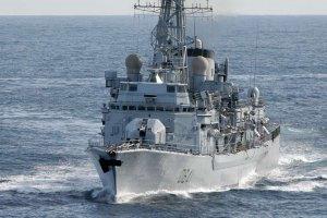 Франція скерувала в Чорне море протичовновий фрегат
